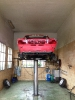 Alfasud TI in Restauration